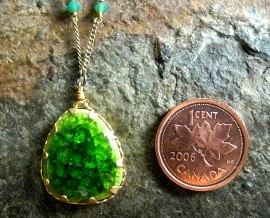 green ceramic N 3