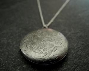 Silver Locket N 1